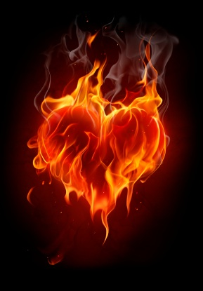 Women   Health   Wisdom: Set Your Heart On Fire With Love this ...