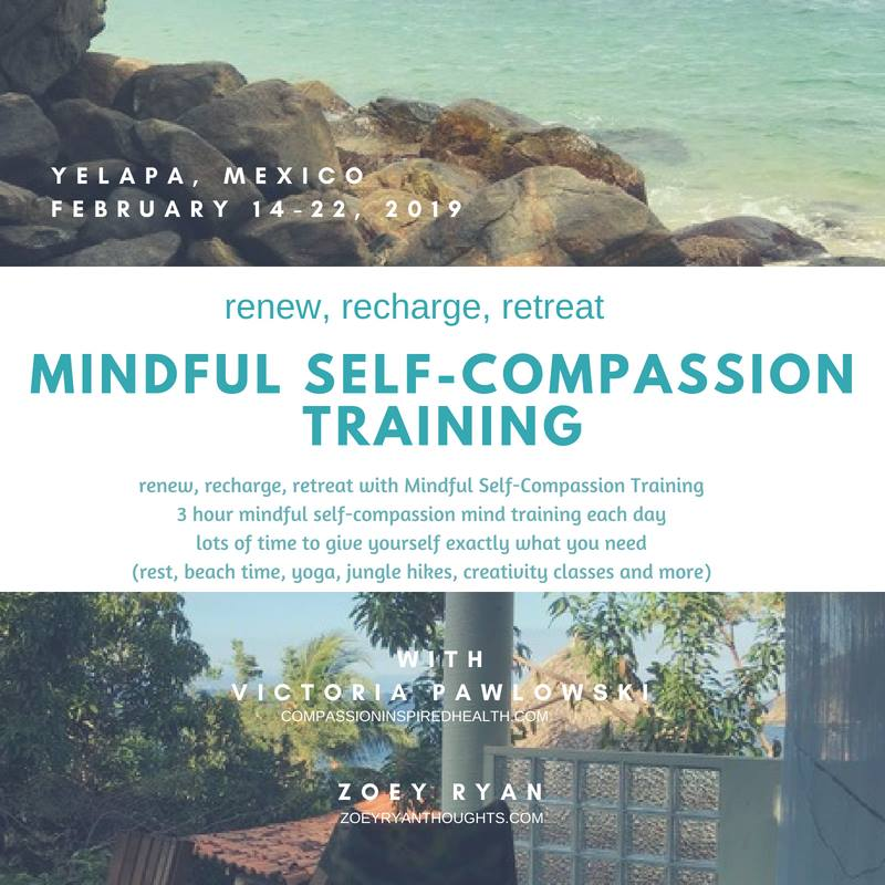 MIndful Self-Compassion Training
